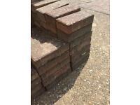 Patio bricks