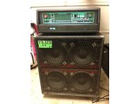 Trace Elliot AH350 S6 head and 4 x 10 cab