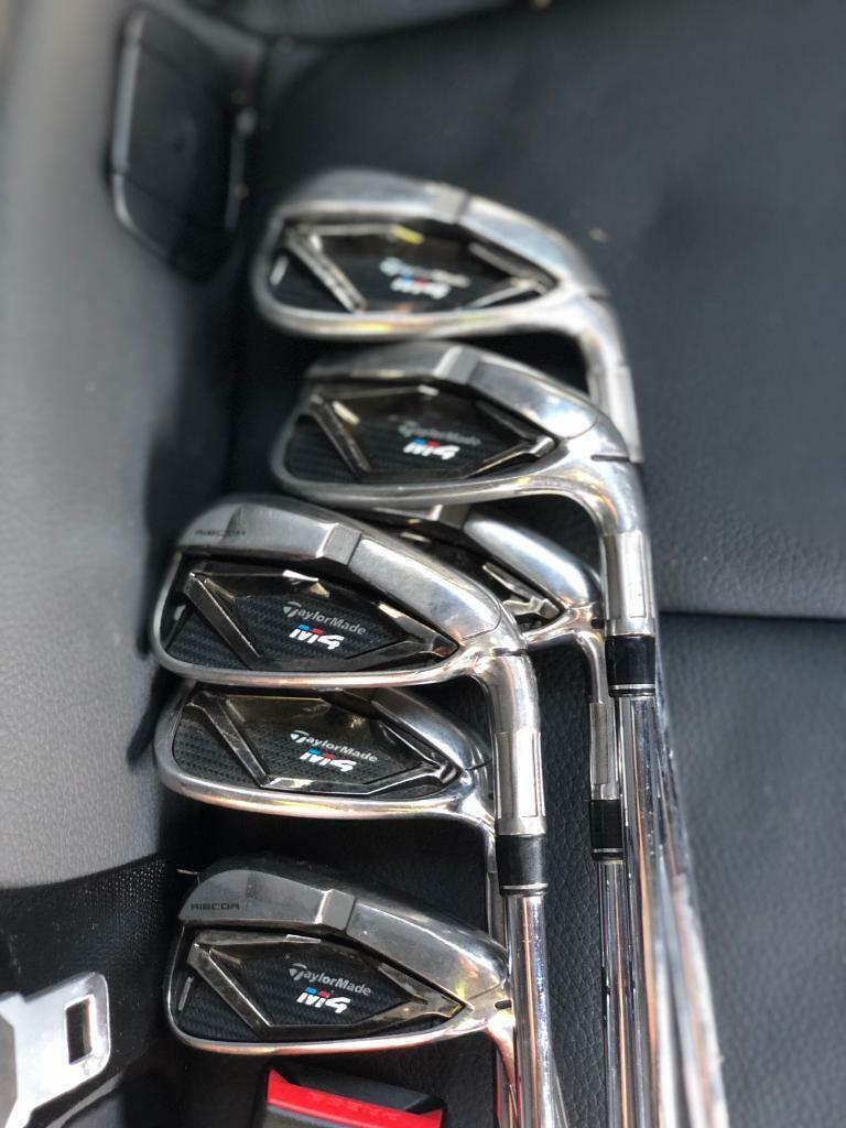 TaylorMade M4 Irons 5-SW | in Southampton, Hampshire | Gumtree