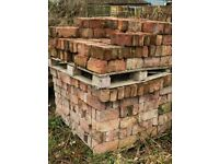 For Sale 1000 second-hand common bricks