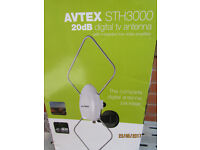 Avtex STH3000 boosted antenna