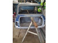 Classic mini project, needs completed 1275 + twin carbs