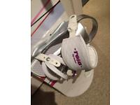 K2 Women's Snowboard Union Bindings DC Boots