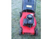 Champion 484 Petrol Lawn Mower Self propelled