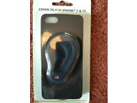 Unique 'Ear' Phone Cover - iPhone 5 or 5s
