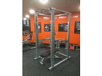 TECHNOGYM PURE STRENGTH POWER RACK FORSALE!!