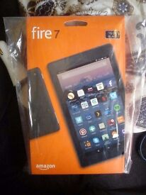 Kindle Fire 7 Tablet - 16GB, latest model (7th generation)   New in original packaging