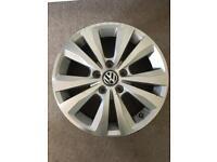 """VW 16""""Toronto Alloy Wheel"""