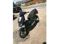 Gilera Runner 50cc moped, £425 OVNO