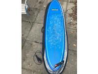 "7"" 6 Mini Mal surfboard"