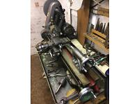 Myford ML7 Lathe and Tooling