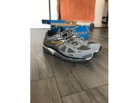 Brooks Beast Trainers Boxed - used once £45