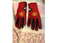 Adidas kids gloves