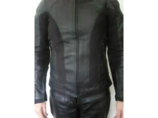 Motorcycle ladies leathers as new jacket size 10 for £35, & jeans £25 size 8 to 10 or will split