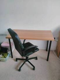 Ikea Table + chair