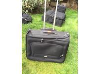 Samsonite suit bag on wheels