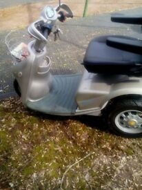 Tga Breeze mobility scooter ,can deliver.