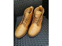 Timberland pro 10 leather shoes 10uk