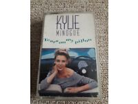 Kylie Minogue tapes