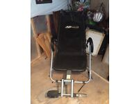 Ab chair, Gazelle and vibrating plate