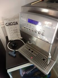 Gaggia Titanium coffee machine