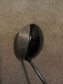 Callaway FT5 Driver with upgrade X-Stiff shaft