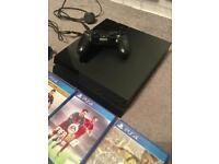 Ps4 Bundle ( PlayStation 4 & Games For Sale )