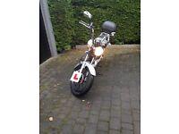 2011 Yamaha YBR Custom Legal Learner Ready