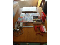 nintendo wii super mario limited edition