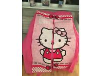 Hello Kitty Fabric Wardrobe (Worlds Apart)