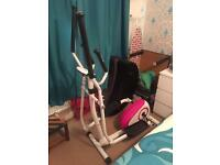 Davina cross trainer