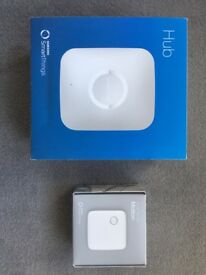 Sanmsung connected home hub for sale. New, boxed. Unable to connect to WiFi devices at my post code.