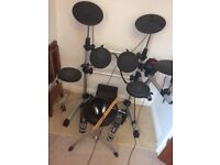 Gear4Music DD420 Electronic Drum Kit. Just over a year old and hardly used.