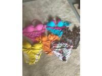 Ladies size 14 bikinis. Excellent condition£5 each
