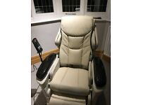 *1/3 ORIGINAL PRICE* Barely used Panasonic Real Pro Ultra TM EM-MA70 Massage Chair | £1,700 OVNO