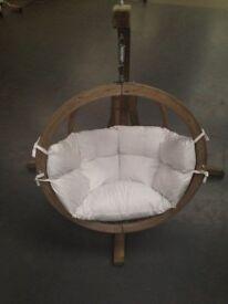 Fabulous indoor/outdoor swing seat