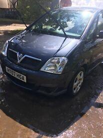 Vauxhall Mavira
