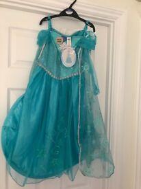Elsa dressing up costume 5-6