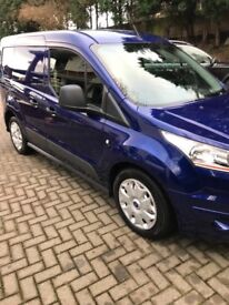 Ford transit connect 5 seats NO VAT