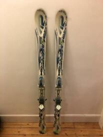 K2 Ski's - 160cm - used but good condition and fully serviced