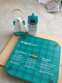 Angel care baby monitor and sensor