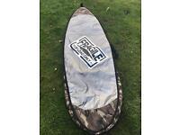 6ft 3 Animal surfboard travel bag