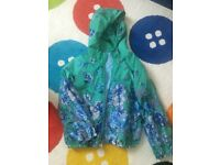MONCLER jacket for girls size 6