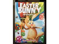 Easter Bunny Adventure - DVD (brand new)