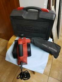 Electric Planer power base extreme with case