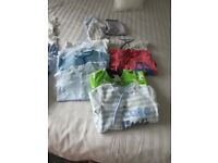 selection of boys baby clothes 3-6,6-12,12-18month