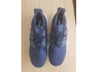 ADIDAS ULTRA BOOST RUNNING SHOES – SIZE 12 – BRAND NEW, NEVER USED.