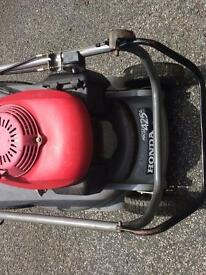 Honda HRB 425c lawnmower
