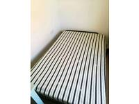 Jay-be double folding bed for sale