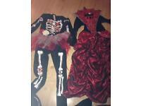 7-8 halloween costumes
